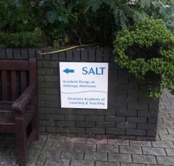 SALT Sign !
