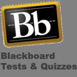 BBTests&Quizzes