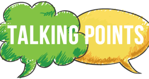 talking-point