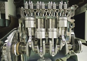 Image of the Internal Combustion Engine