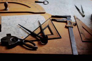 Image depicting drawing tools