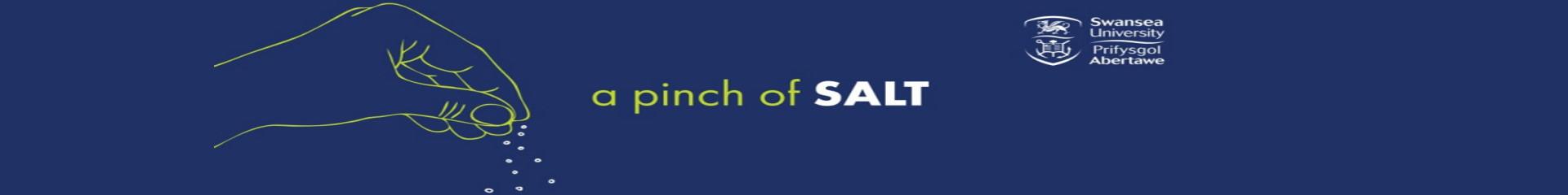 SALT Podcast  A Pinch of SALT